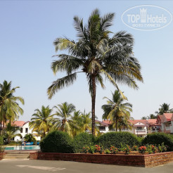 Hotel territory Lotus Beach Resort - Goa