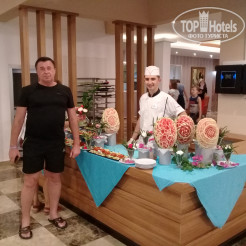 Рестораны и бары Lonicera World Hotels