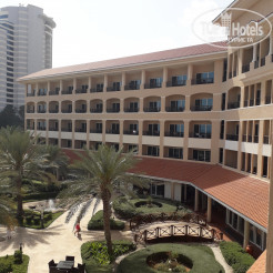Вид из номера Fujairah Rotana Resort & Spa - Al Aqah Beach