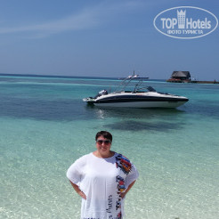 Пляж Olhuveli Beach & SPA Resort