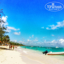 Пляж Impressive Resort & Spa Punta Cana