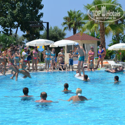 Анимация Justiniano Club Park Conti