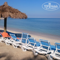 Sunscape Splash Montego Bay 4* Пляж в отеле - Фото отеля
