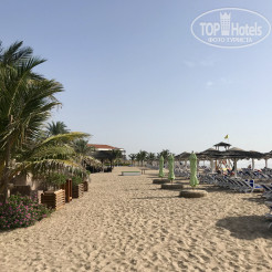 Пляж Fujairah Rotana Resort & Spa - Al Aqah Beach