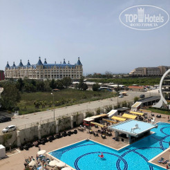 Из отеля Senza The Inn Resort & Spa