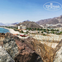 Oceanic Khorfakkan Resort & Spa 4* - Фото отеля