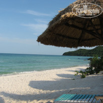 Фото отеля The Saigon Phu Quoc Resort 4* пляж Sao