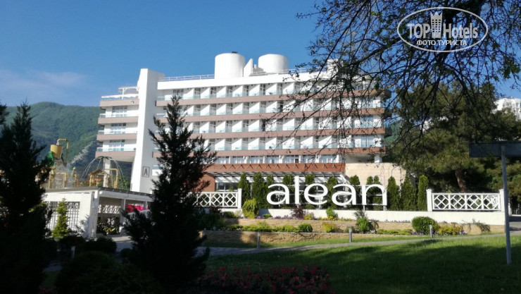 Alean Family Resort & SPA Biarritz 4* - Фото отеля