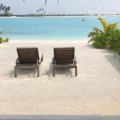 Вид из номера Olhuveli Beach & SPA Resort