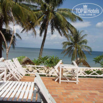 Фото отеля Tropicana Resort 3* Вид из ресторана