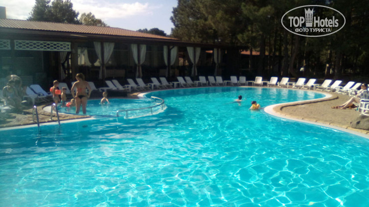 Alean Family Resort & Spa Riviera 4* Бассейн 8-ка - Фото отеля