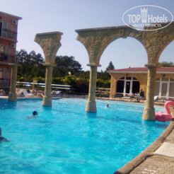 Территория отеля Alean Family Resort & Spa Riviera