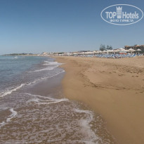 Aldemar Olympian Village 5* пляж - Фото отеля