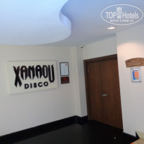 Xanadu Resort 5* -1-этаж. Около спортзала и боулинг зала - диско - Фото отеля