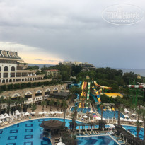 Crystal Sunset Luxury Resort & Spa 5* Вид из номера - Фото отеля