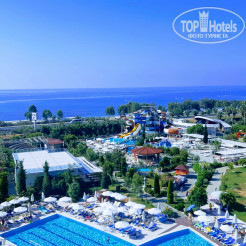 Kahya & Resort Aqua 5* Вид из номера