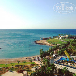 Из отеля Selene Beach & Spa Hotel