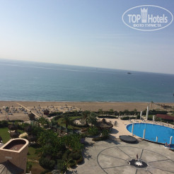 Из отеля Starlight Resort Hotel