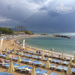 Пляж Selene Beach & Spa Hotel