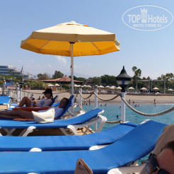 Пляж Starlight Resort Hotel