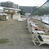 Фото отеля Club Cemar Beach 3* пляж-пирс