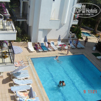 Фото отеля Club Cemar Beach 3* вид с балкона