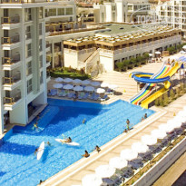 Фото отеля Royal Atlantis Beach 4* описание