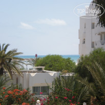 Фото отеля Minotel Djerba Resort 3* вид с балкона