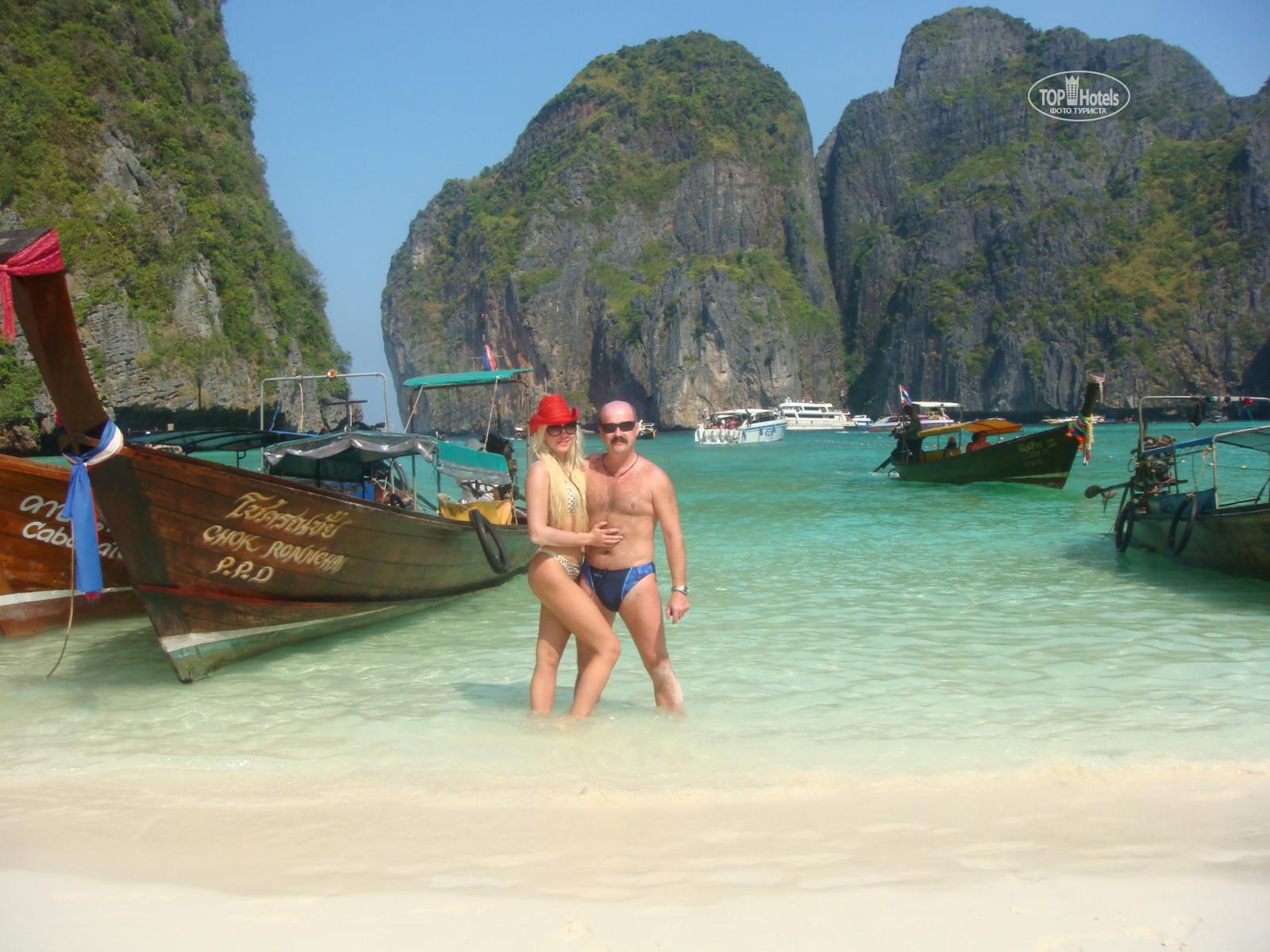 Таиланд пхукет пляж фото туристов