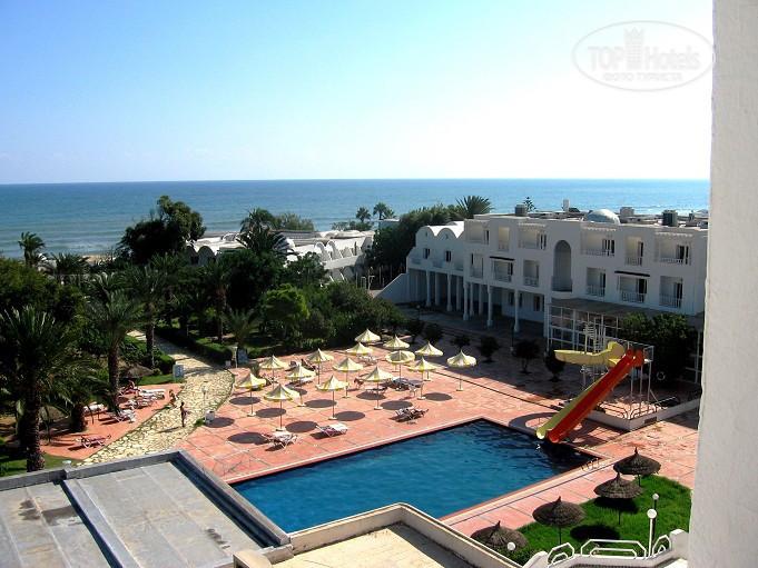 Тунис сусс терги клаб аквапарк