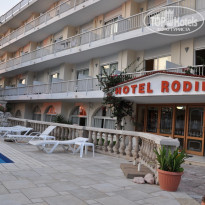 Фото отеля Rodini Beach Hotel & Apartments 3*