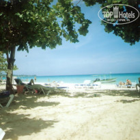 Фото отеля Negril Gardens Beach Resort 3* пляж отеля