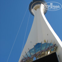 Фото отеля Stratosphere Tower 3* башня отеля