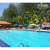 Holiday Inn Resort Penang 4* Бассейн - Фото отеля