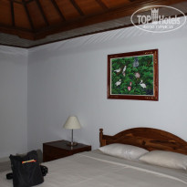 Фото отеля Matahari Bungalows 3* our big bed