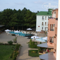 Alean Family Resort & Spa Riviera 4* вид с балкона - Фото отеля