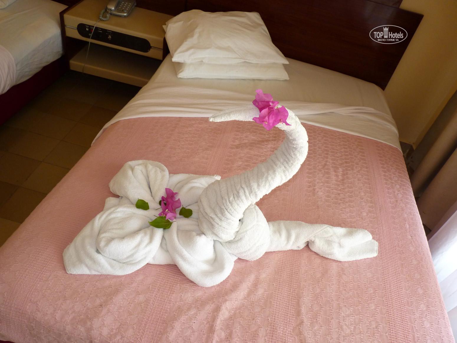 Как сделать лебедя из полотенца своими руками 64
