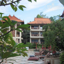 Фото отеля Anyavee Ao Nang Bay Resort 4* территория