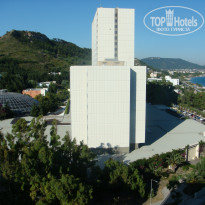 Фото отеля Akti Imperial Deluxe Resort & Spa  5* Вид из окна