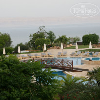 Dead Sea Marriott Resort & Spa 5* - Фото отеля