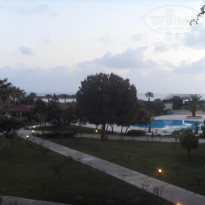 Фото отеля Presidente InterContinental Cozumel Resort & Spa 5* вид с балкончика