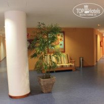 Фото отеля Fergus Style Plaza Paris Spa 4* холл