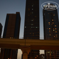 Фото отеля Four Points by Sheraton Sheikh Zayed Road 4* Вот такой отель