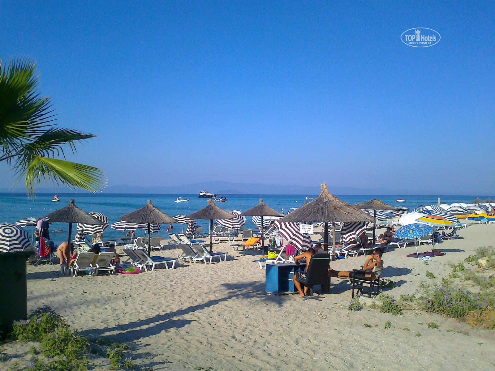 Бомо клаб олимпик косма халкидики фото пляжа