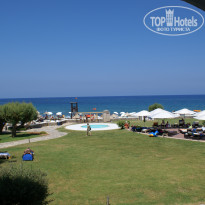 Creta Maris Beach Resort 5* вид из номера - Фото отеля