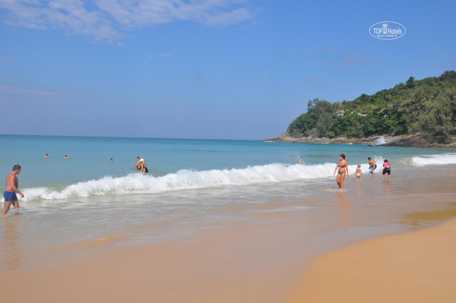 Пляжи пхукета и описанием