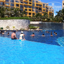 Фото отеля Fiesta Americana Condesa Cancun All Inclusive Hotel 5* анимация