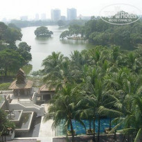 Фото отеля Nikko Royal Lake Yangon 5*