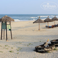 Фото отеля Sandy Beach Non Nuoc Resort Da Nang Vietnam Managed by Centara 4* Пляж отеля