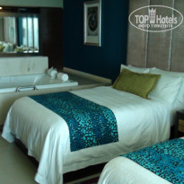 Фото отеля Hard Rock Hotel Cancun 5* Номер стандартный
